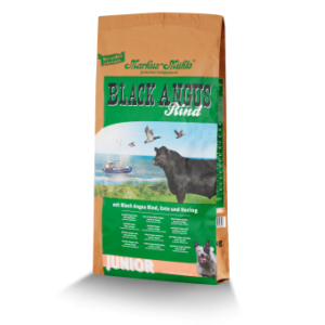 black angus rind junior τροφή για μικρά και νεαρά σκυλιά