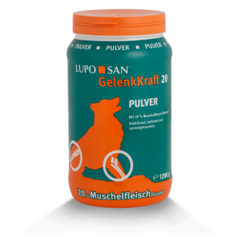 luposan gelenkkraft συμπλήρωμα διατροφής για τις αρθρώσεις σκύλων